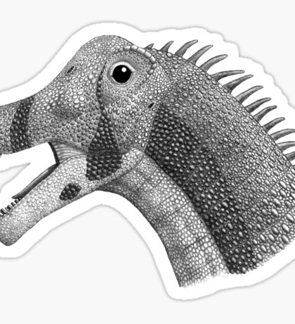 Nemegtosaurus mongoliensis Sticker