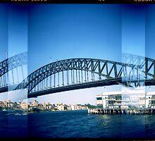 Sydney Harbour Bridge by thescatteredimage