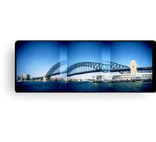 Sydney Harbour Bridge Canvas Print
