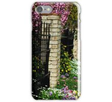 Garden Beauty Toowoomba, Qld, Australia iPhone Case/Skin