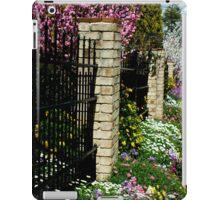 Garden Beauty Toowoomba, Qld, Australia iPad Case/Skin