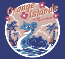Orange Islands by Versiris