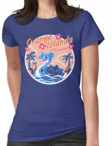 Orange Islands Womens Fitted T-Shirt