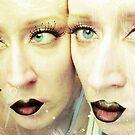 Absinthe Mirror by Coriander Sievers