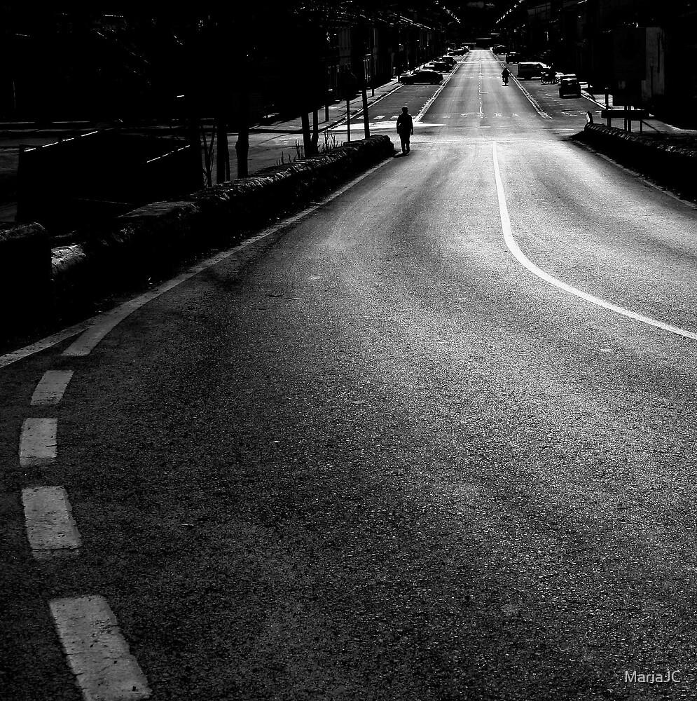 Alone by MariaJC