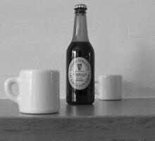 bottled beer by Alma Ní Chuinn