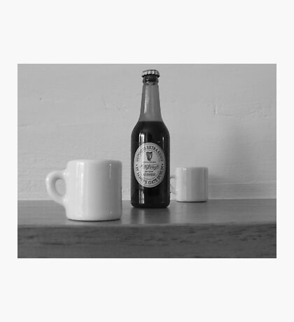 bottled beer Photographic Print
