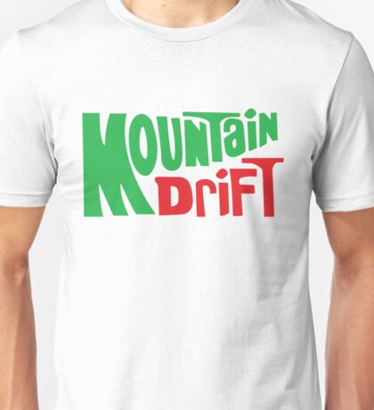 Mountain Drift Unisex T-Shirt