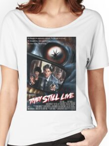 THEY STILL LIVE Women's Relaxed Fit T-Shirt