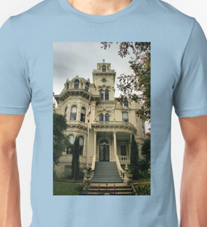 Historic California Governor's Mansion Unisex T-Shirt