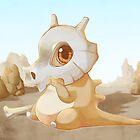 Cute Cubone by xlolfishx