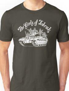The Girls of Tobruk Unisex T-Shirt