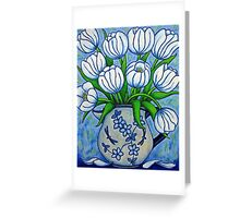 Tulip Tranquility Greeting Card