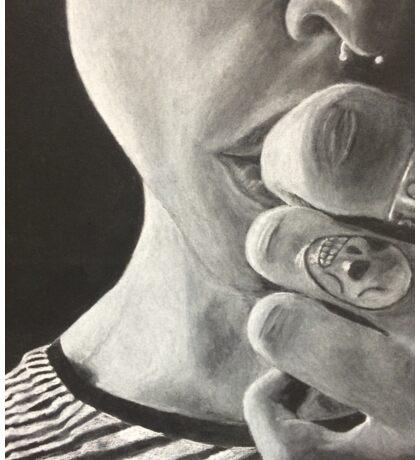 Mitch Grassi - Close Up Sticker