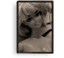 Barbie Canvas Print