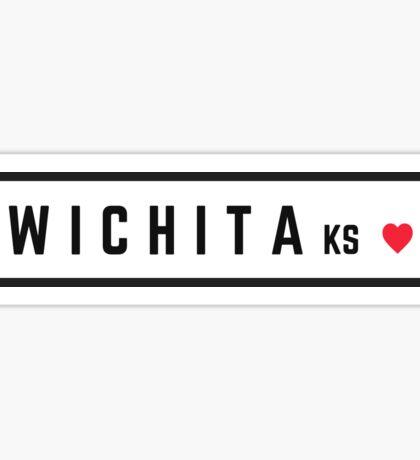 Wichita Kansas #2 Sticker