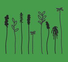 Field Flowers - Summer Baby Tee