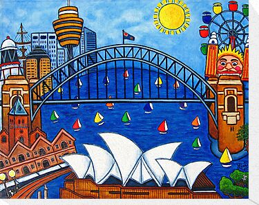 Sensational Sydney by LisaLorenz
