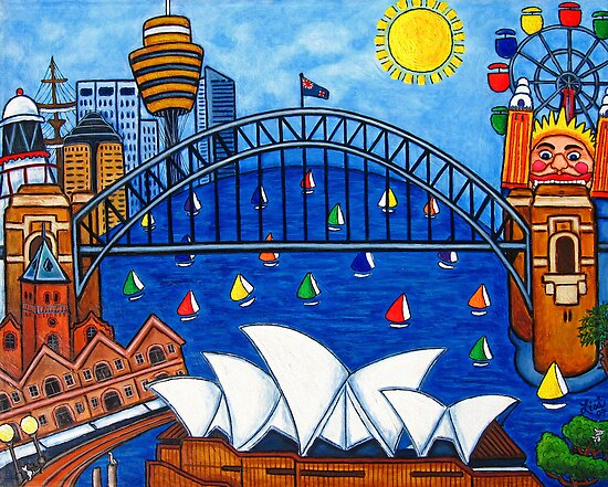 Sensational Sydney by LisaLorenz