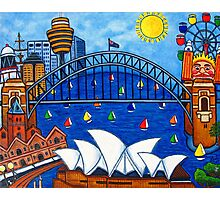 Sensational Sydney Photographic Print