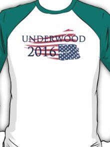 Campaign Underwood 2016 T-Shirt