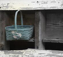 Blue Basket by Smokie