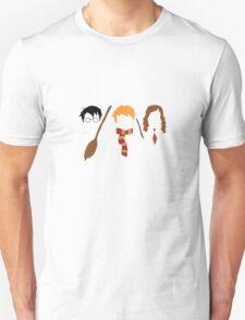 Harry Potter Trio  Unisex T-Shirt