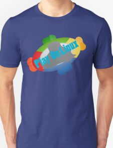 Play on Linux Unisex T-Shirt