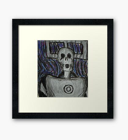 Child of Mondas Framed Print