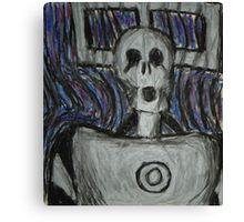 Child of Mondas Canvas Print