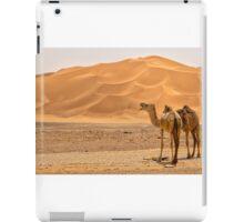 Wild Camels iPad Case/Skin