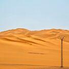 Electricity Everywhere by Omar Dakhane