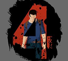 Nathan Drake Uncharted 4 by Ghostwalker91