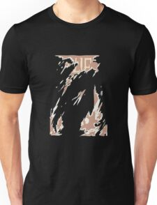Glitch Abbasid Land shredded poster 1 Unisex T-Shirt