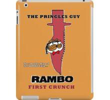 Rambo: First Chip iPad Case/Skin