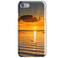 Just a ripple or two. iPhone Case/Skin