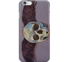 Raven Skull iPhone Case/Skin