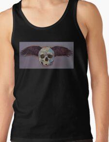 Raven Skull Tank Top