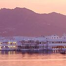 Lake Palace Hotel by Anthony Begovic