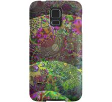 Mountain Gardens Samsung Galaxy Case/Skin