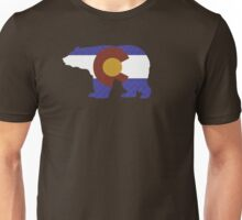 Colorado Bear (Textured) Unisex T-Shirt