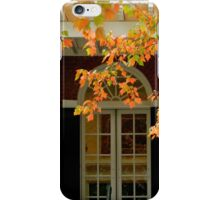 An Autumn Welcome iPhone Case/Skin