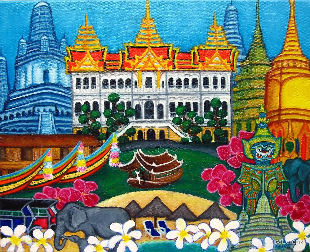 Exotic Bangkok by LisaLorenz