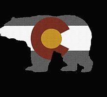 Colorado Bear (Gray) by bleastudios
