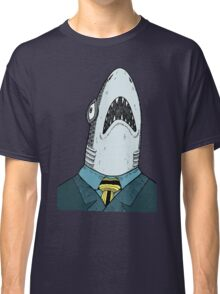 The Clothes Make the Shark Classic T-Shirt