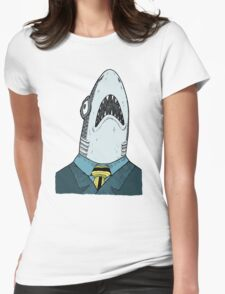 The Clothes Make the Shark T-Shirt