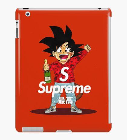 littlegoku funny iPad Case/Skin