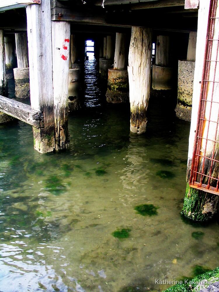 Pier by Katherine Kakafikas