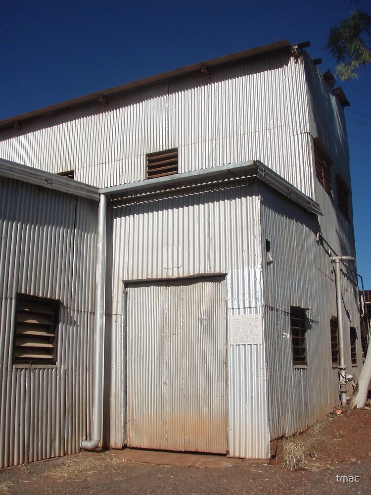 Tennant Creek, NT, Australia - Old Barn 1 by tmac