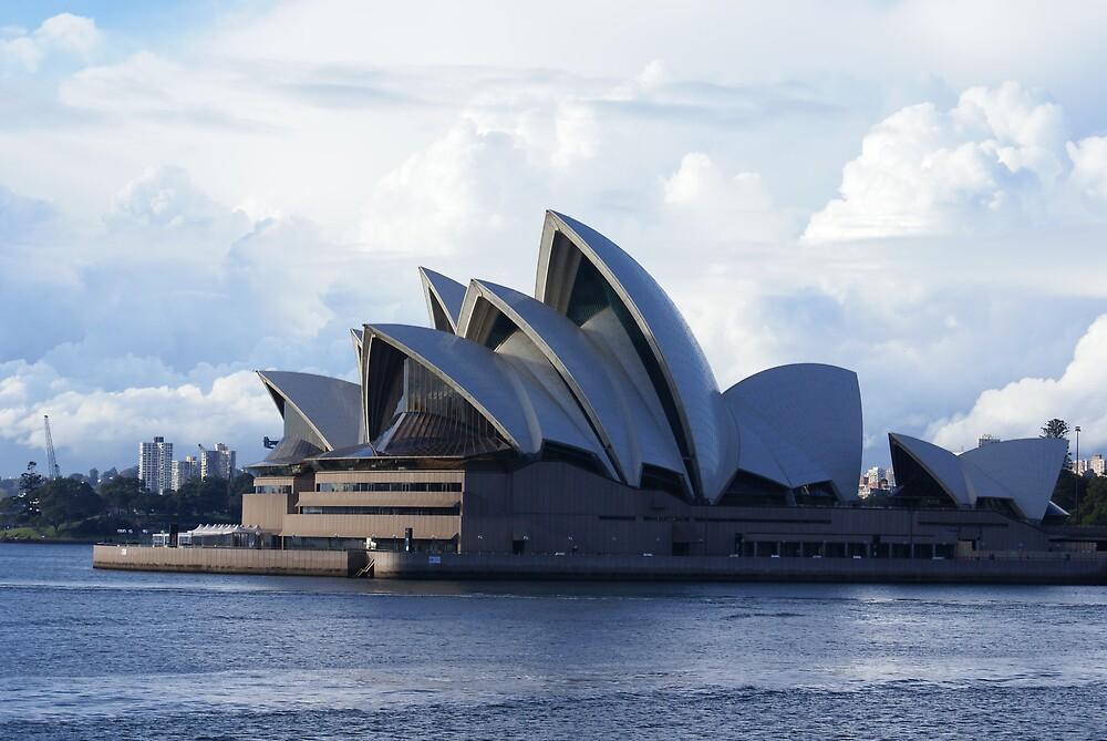 opera house by simonsinclair